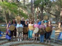 Zan Drum Workshop 20120310