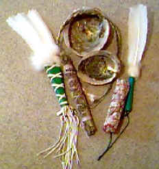 Smudging & Herbs