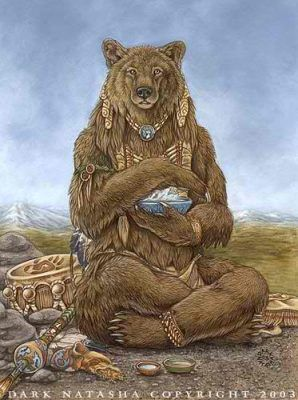 grandmother-bear
