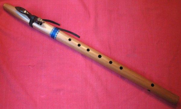 Key of F# -- Western Red Cedar Flute -- Bird