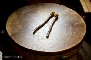 Our Ceremonial Drums