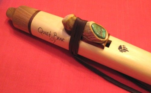 Native American Style Flutes