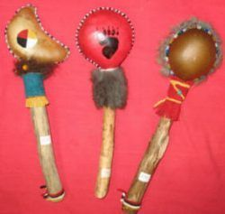 Our Fancy Rattles