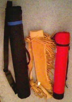 Flute Bags